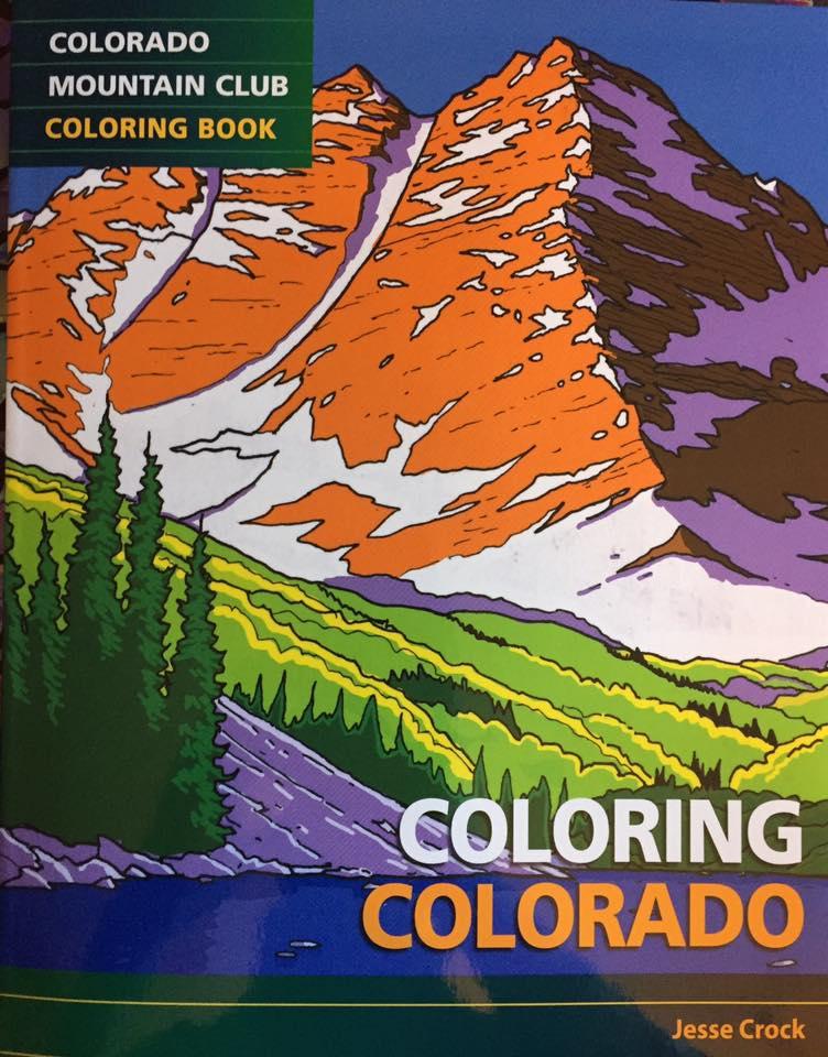 Coloring Colorado | Jesse Crock Art
